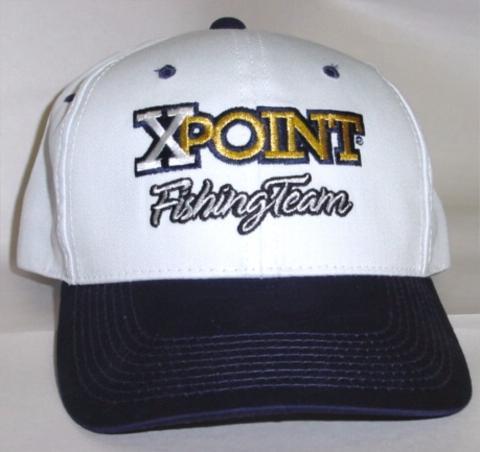 XCAP XPOINT FISHING TEAM CAP