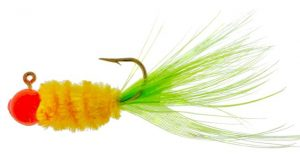 SD2D-743  SLAB DADDY,1/16,ORG/YEL/LIM (FAKE BAIT) 3PK
