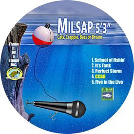 """M53-CD Milsap 5'3"""" CD"""