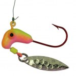 WSG-635 WALLEYE STACKER/BUBBLE GUM  1/4oz #2 Standout Hook