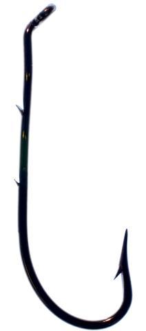 307G 1/0 TRU-TURN SNELL BAITHOLDER BRONZE 5pk
