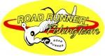 RRFT Road Runner Fishing Team Decal