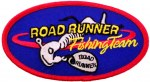 RRPATCH  Road Runner Fishing Team Patch