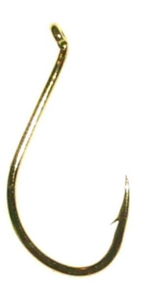 D17Z WALLEYE BAIT HOOK, CHARTREUSE GOLD
