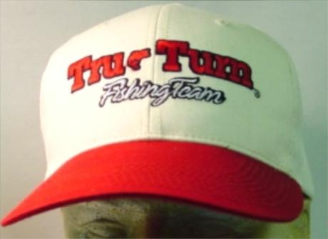 TTCAP     TRU-TURN FISHING TEAM CAP