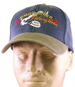RRCAP Road Runner Fishing Team Cap
