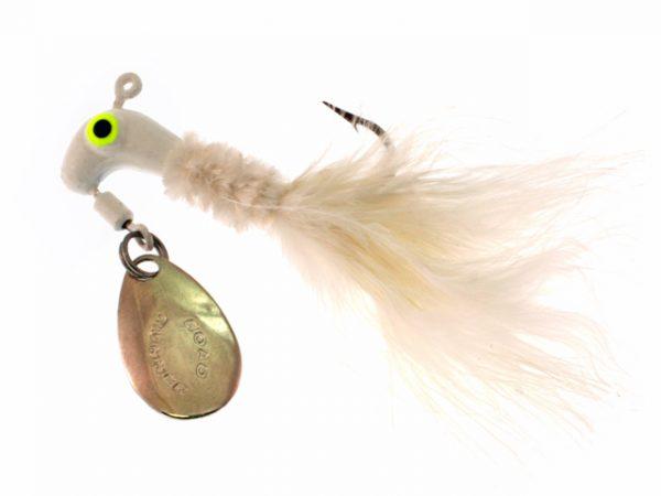 B2-1001-001  MARABOU, White 1/32nd