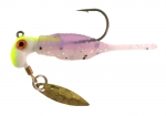 B2-1952-533 Reality Shad Nanner Puddin 1/16th OZ. #2 Hook Twin P