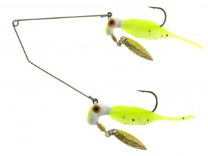 RBB15-080 Reality Shad Buffet Rig Banana Cream
