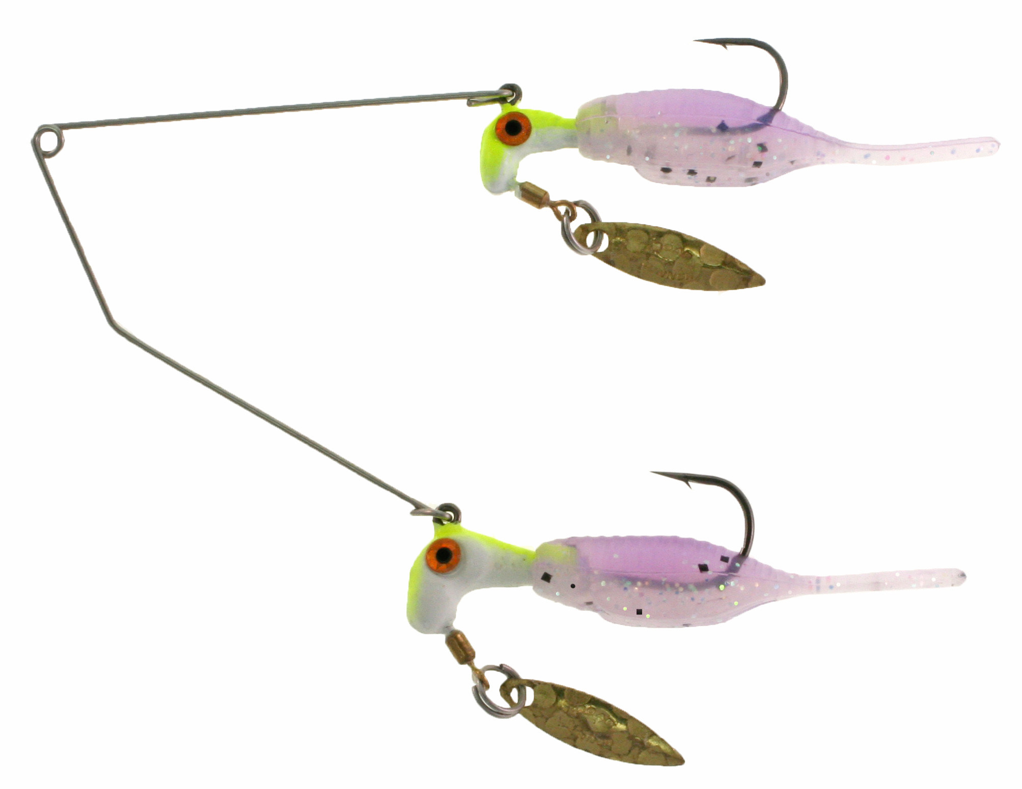 RBB15-533 Reality Shad Buffet Rig Nanner Puddin