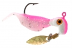 B2-1952-056 Reality Shad  Strawberry Ice 1/16th OZ. #2 Hook Twin
