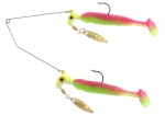 RBS02-078 Bang Shad Buffet Rig / 1/4oz. total weight  / Electric