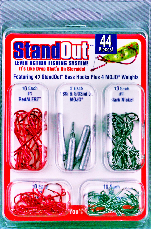 ST-B-52  44 Piece Standout Bass Kit