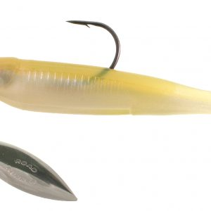 RHSR-38-516  3/8 oz. Randy's Swim-N-Runner Arkansas Shiner