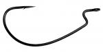 D39VP FATGAP™ WORM/TUBE HOOK, BLACK NICKEL