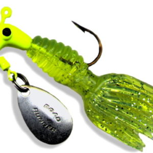 B2-1802-062   Crappie Thunder, Chart. Sparkle 1/16th