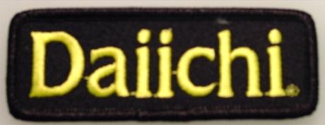DPATCH DAIICHI IRON ON PATCH