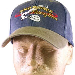 RRCAP Road Runner Fishing Team Cap