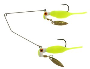 RBB15-012 Reality Shad Buffet Rig Lemon Pie