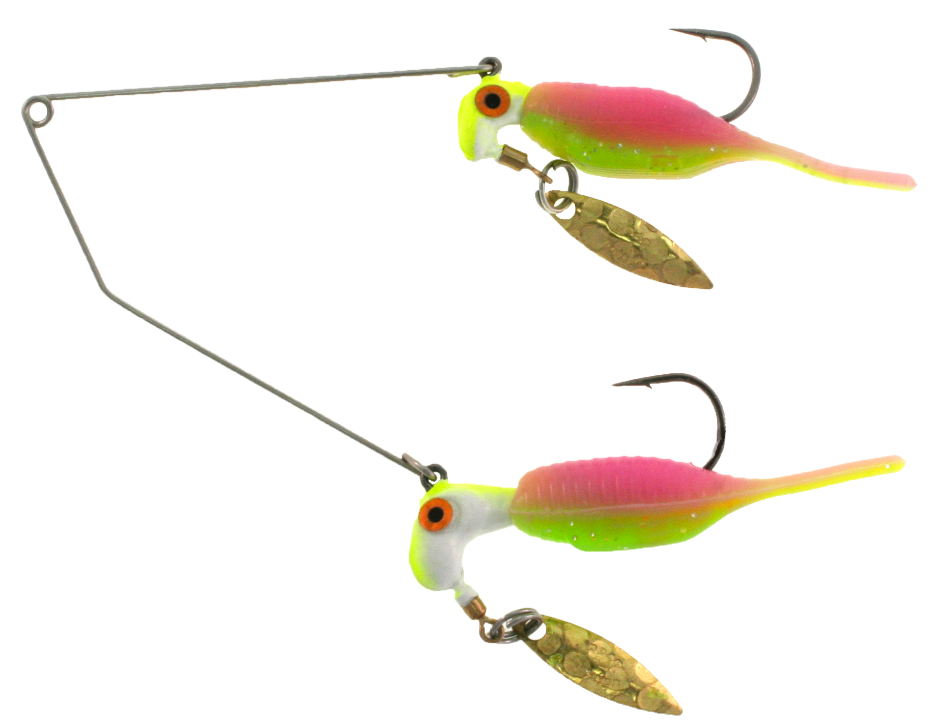 Reality shad buffet rig tti companies fishing group for Shad fishing rigs