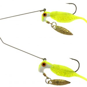 RBB15-062 Reality Shad Buffet Rig Pickle Seeds